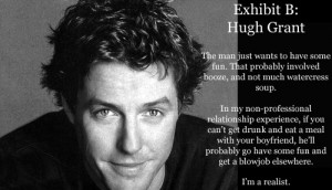 hugh grant cheating