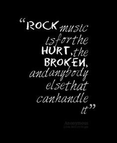 Good Quotes From Rock And Roll Songs ~ qoutes on Pinterest | 148 Pins