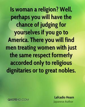 Lafcadio Hearn Religion Quotes