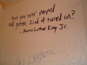 MLK Jr. was a wise man. Funny Quote Picture