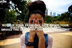 Tumblr Quotes Swag Girls Smoking Dope-girl-quotes-swag-favim. ...