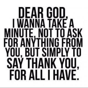 forever grateful...