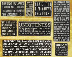 ... wood lies as the backdrop for these quotes to live by quotes to dance