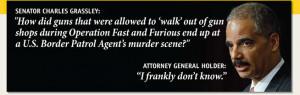 Senator Grassley and Eric Holder Conversation Operation Fast and ...