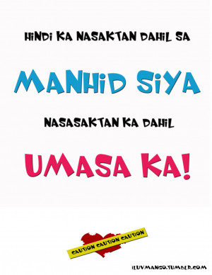 Ago Tagalog Bitter Quotes Love