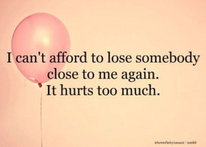 fact, hurt, lose, love, quote, text, true