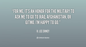 Military Honor Quotes