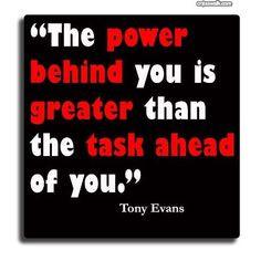 Tony Evans Quotes