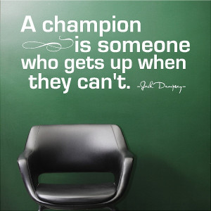 inspirational wall quote words high school football quotes and sayings ...