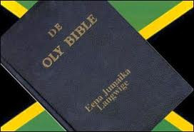 The Holy Bible is in PATOIS