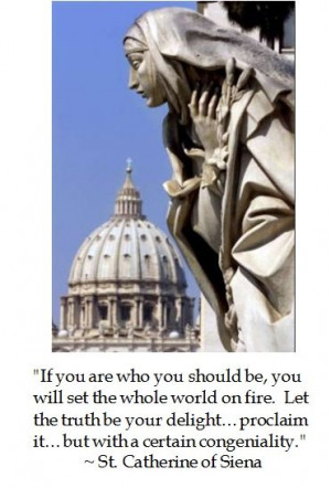 St. Catherine of Siena on Character