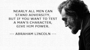 ABRAHAM LINCOLN QUOTES ARE THOUGHTFUL