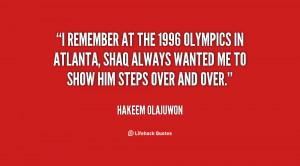 Quotes by Hakeem Olajuwon