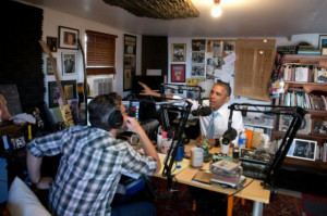 ... 15 most revealing quotes from President Obama's chat with Marc Maron
