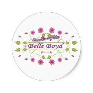 belle boyd quotes english