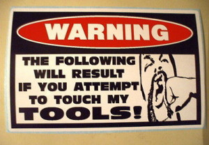 Funny Tool Box Toolbox Cnc Machine Machinist Mechanic Sticker Decal 20