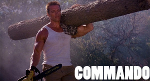 Popular on arnold schwarzenegger commando log
