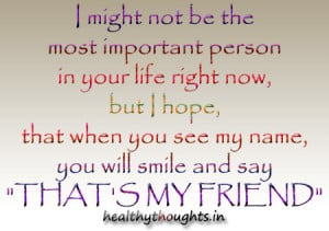 That is my friend-friendship quotes