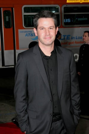 Simon Kinberg This Means War premiere picture - Photo © Richard ...