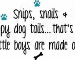 Baby Boy Quotes - Vector Ready to C ut Digital File - Snips & Snails ...