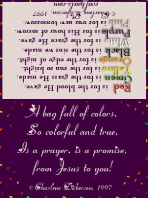 easter poems and prayer