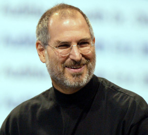 Steve Jobs announces the availability of iTunes for PC computers in ...