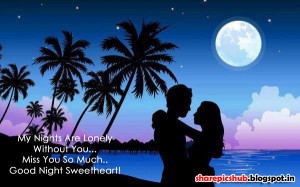 Romantic Good Night Quotes For Her In Hindi ~ Kayrun Quotes: Goodnight ...