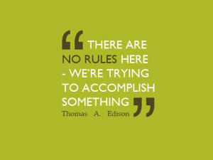 quotes #edison #innovation