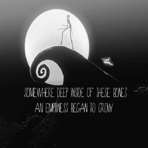 nightmare before christmas quote