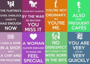 IamKyon Sherlock Quotes