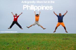 Anti Gravity More Fun The Philippines Location Marlboro Country