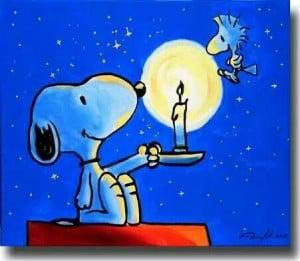 Good Night Snoopy