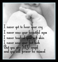 For my precious angel baby, Frances John Luhrman, 3/2/12
