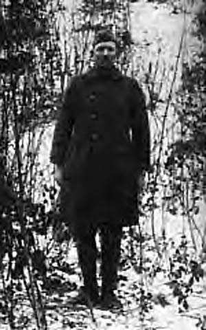 Alvin C. York, Medal of Honor, 1919, in the Argonne (1887-1964) .
