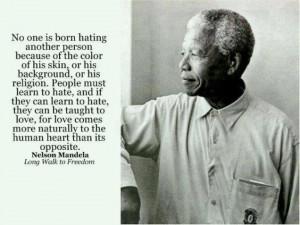 Nelson Mandela quote   Quotes