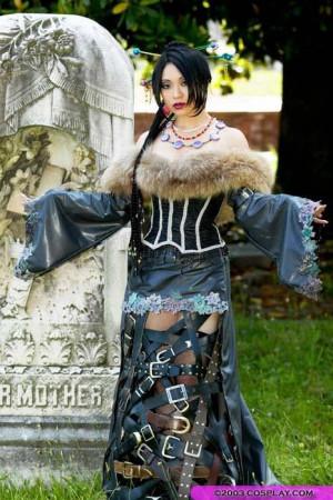Lulu - Final Fantasy X cosplay by Yaya Han: Lulu Finals Fantasy, Hans ...