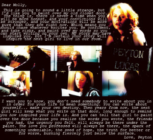 TOP 20 PEYTON SAWYER QUOTES | #1