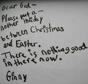 Here are the Best 35 Hilarious Dear Santa Letters!