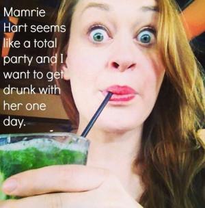 mamrie hart | Tumblr- she just make me smile