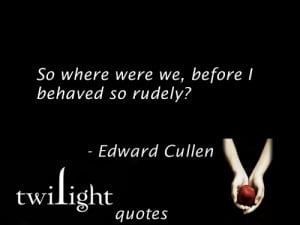 Twilight quotes 341-360 - twilight-series Fan Art