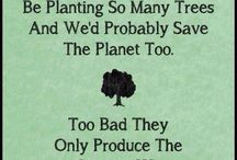 Save our Planet / I hope these quotes will give food for thought to ...
