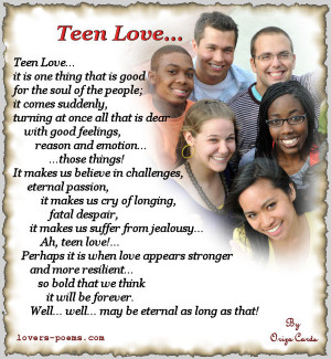 Teen Life Poems - Seebyseeing