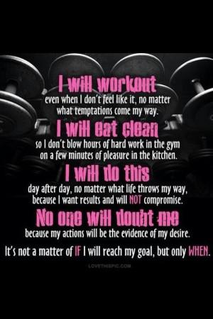 Fitness & weightloss motivation