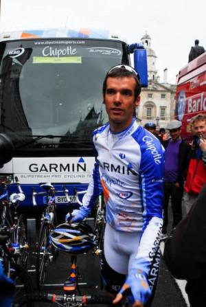 Tour of Britain: David Millar - Garmin Chipolte © Mark Sharon 2008