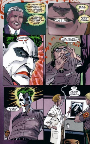 Thread: What Joker quotes are the most iconic or the most funny? Haha