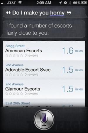 Funny Siri Conversations