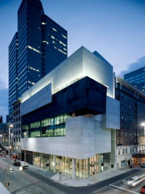 Cincinnati Museum of Contemporary Art by Zaha HadidZaha Hadid ...