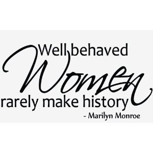 ... Wall Sticker Decal Quote Rarely Make History Vinyl Wall Art Decal Wall