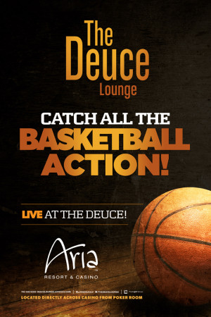 ARIA – Deuce Lounge, call for reservations. Cover (approx $50 ...