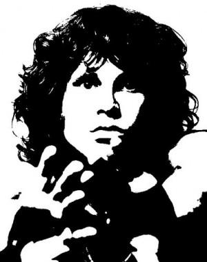 Jim Morrison Para Serigrafia - Arte R$15,00 - Fotolog